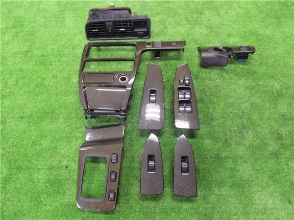 JZX100 ツアラーV カーボン調内装パネル1台分