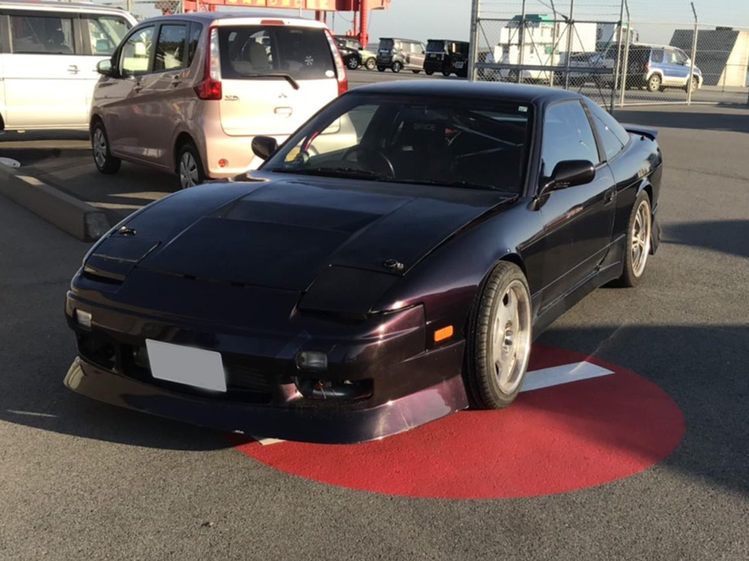 徳島 180SX