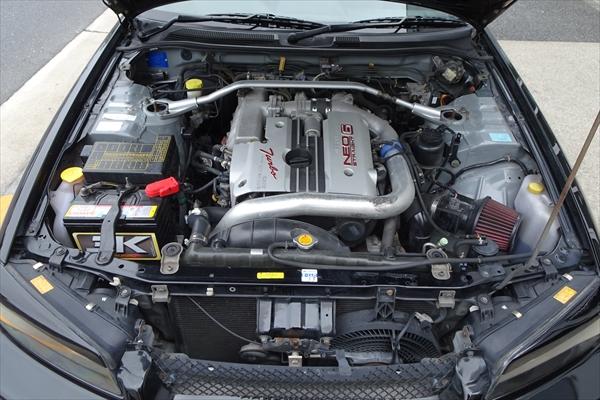 34スカイラインエンジン