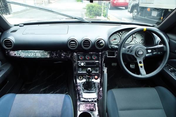 S15オーテック 内装