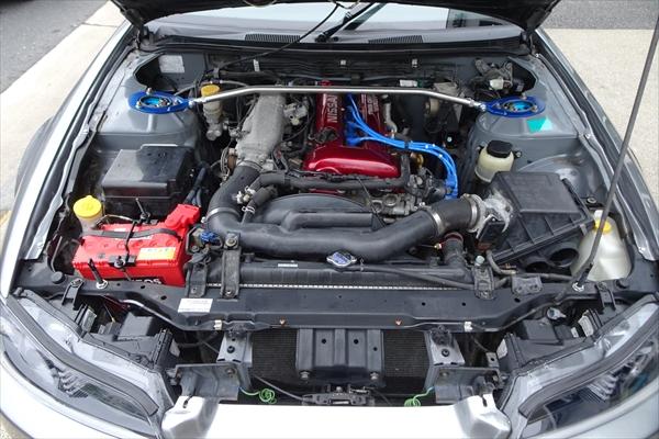 S15オーテック エンジン