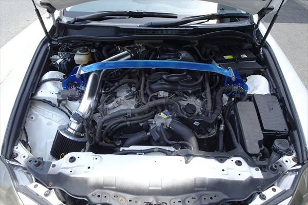 レクサス IS350 エンジン