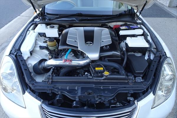 SC340 エンジン