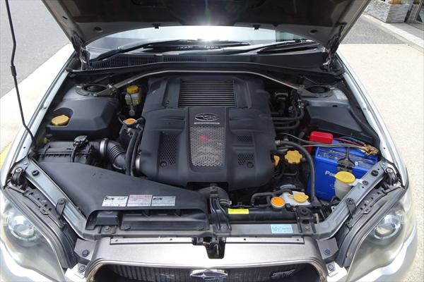 レガシィツーリングワゴン エンジン