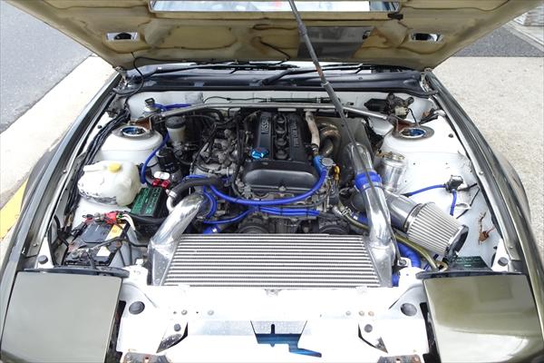 180SX エンジン