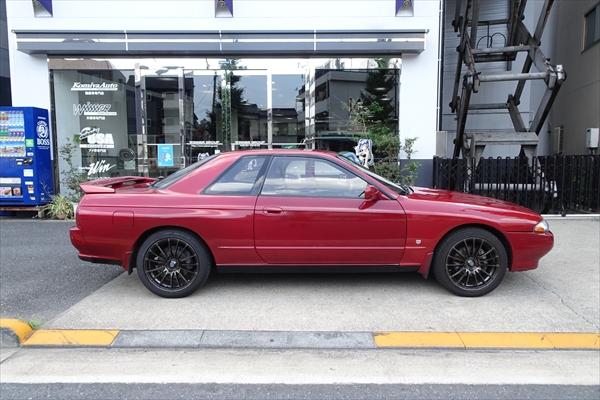 R32 GTS-4 サイド