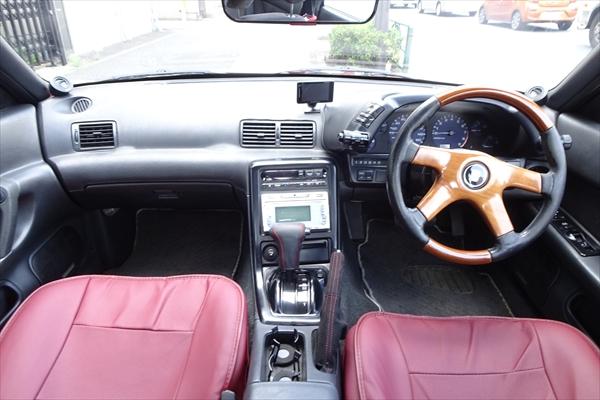 R32 GTS-4 内装
