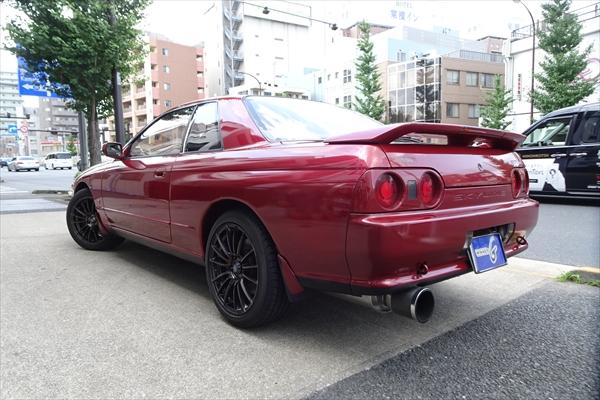 R32 GTS-4 リア